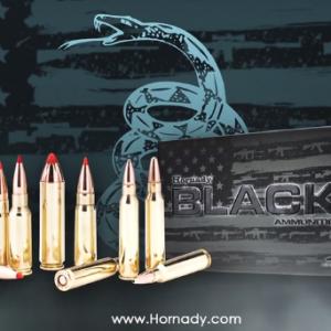 450 Bushmaster 250 gr FTX® Hornady BLACK® .450 Bushmaster .458 SOCOM AR-15 parts